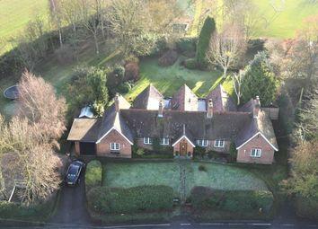 Thumbnail 5 bed detached house for sale in Debden Road, Newport, Saffron Walden