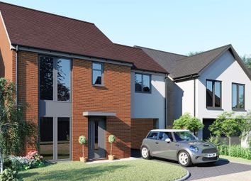 Thumbnail 3 bedroom detached house for sale in Doddington Road, Earls Barton, Northampton