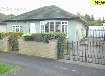 Thumbnail 2 bed detached bungalow for sale in The Grove, Wheatley Hills, Doncaster.