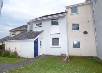 Thumbnail 2 bed terraced house for sale in Ffordd Siabod, Y Felinheli, Gwynedd, .