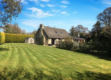 Thumbnail 3 bed detached house for sale in Field House Close, Hepscott, Morpeth