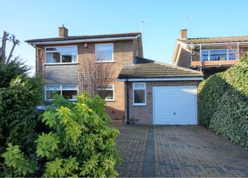 Thumbnail 4 bed detached house for sale in Hillside Close, Shillington