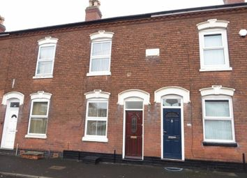 Thumbnail 2 bed terraced house to rent in Marroway Street, Edgbaston, Birmingham