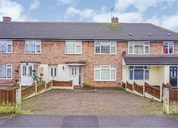 Thumbnail 3 bed terraced house for sale in Rutland Crescent, Aldridge, Walsall