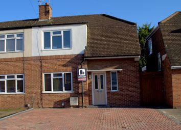 Thumbnail 2 bedroom semi-detached house for sale in Blandford Road, Reading, Berkshire