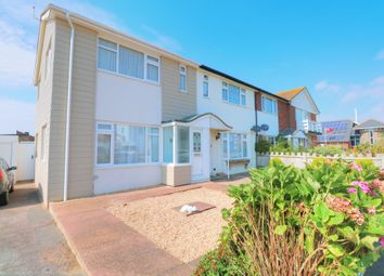 Thumbnail 2 bed semi-detached house for sale in Deborah Terrace, Central Avenue, Telscombe Cliffs, Peacehaven
