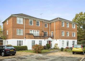 Thumbnail 2 bed flat for sale in Stoneleigh Park, Weybridge, Surrey