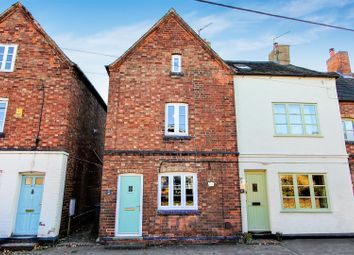 Thumbnail 3 bed town house for sale in Appleby Magna, Derbyshire