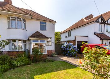 Thumbnail 3 bed semi-detached house for sale in Crescent Drive, Petts Wood, Kent