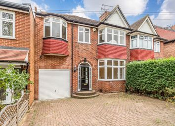 Thumbnail 4 bed semi-detached house for sale in Abbotsford Gardens, Woodford Green