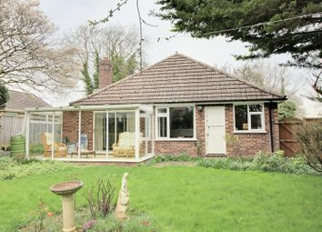 Thumbnail 4 bed detached bungalow for sale in Cucumber Lane, Brundall, Norwich