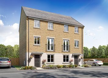 Thumbnail 4 bed semi-detached house for sale in Cromwell Fields, Upwood Road, Bury