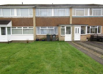 Thumbnail 3 bed terraced house to rent in Morelands Court, Purbrook, Waterlooville