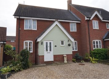 Thumbnail 3 bed semi-detached house for sale in Acorn Way, Dereham