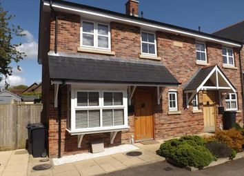 Thumbnail 3 bed end terrace house for sale in Littledown, Bournemouth, Dorset