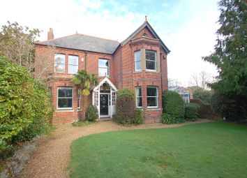 Thumbnail 6 bed detached house for sale in Crescent Road, Alverstoke, Gosport