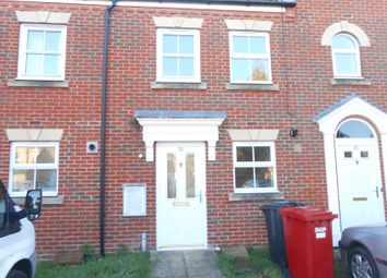 Thumbnail 2 bed terraced house to rent in Dewar Spur, Langley, Slough