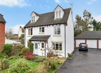 Thumbnail 4 bed detached house for sale in Lansdowne Close, Dilton Marsh, Westbury