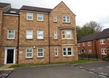 Thumbnail 2 bed flat for sale in Ayr Avenue, Colburn, Catterick Garrison, North Yorkshire