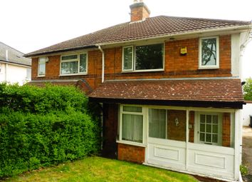 Thumbnail 3 bed property to rent in Greenaleigh Road, Birmingham