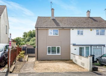 Thumbnail 2 bed end terrace house for sale in Hungerford Walk, Brislington, Bristol