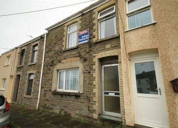 Thumbnail 3 bed terraced house for sale in Cwm Nant Hir Terrace, Tairgwaith, Ammanford, West Glamorgan