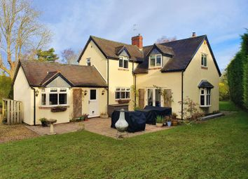 Thumbnail 4 bed cottage for sale in Ivetsey Road, Wheaton Aston, Stafford