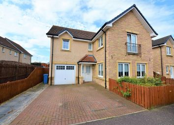 Thumbnail 4 bed detached house for sale in Hilton Lane, Cowdenbeath