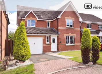 Thumbnail 4 bed detached house for sale in Errochty Place, Perth