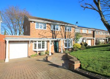 Thumbnail 4 bed property to rent in Hill Barn, Sanderstead, South Croydon