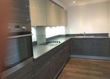 Thumbnail 2 bed flat to rent in Sentral Square, Wembley