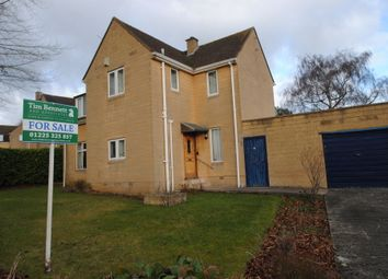 Thumbnail 3 bed detached house for sale in Barnfield Way, Bannerdown, Bath