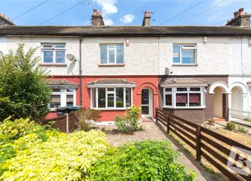 Thumbnail 2 bedroom terraced house to rent in Lower Higham Road, Gravesend, Kent