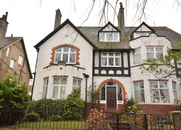 Thumbnail 3 bed flat for sale in Langcliffe Avenue, Harrogate, North Yorkshire