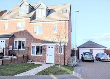 Thumbnail 4 bed semi-detached house for sale in Haw Royd, Barnsley
