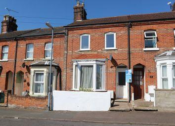 Thumbnail 3 bed terraced house for sale in Tyler Street, Parkeston, Harwich