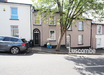 Thumbnail 4 bed terraced house to rent in St Woolos Road, Newport