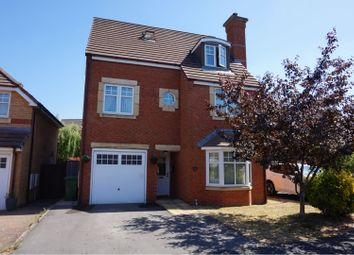 Thumbnail 5 bed detached house for sale in Glamis Close, Prenton