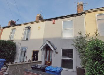 Thumbnail 2 bedroom terraced house for sale in Livingstone Street, Norwich