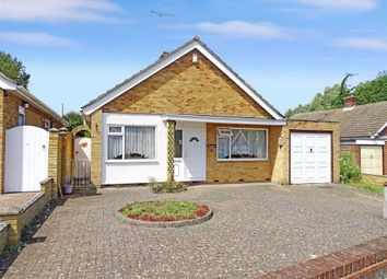 Thumbnail 3 bed detached bungalow for sale in Bramston Close, Chelmsford, Essex
