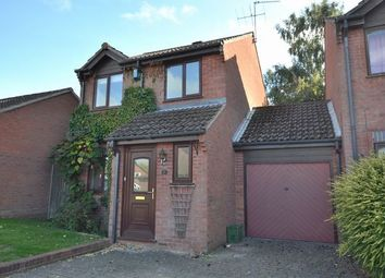 Thumbnail 3 bed detached house to rent in Sussex Gardens, Fleet