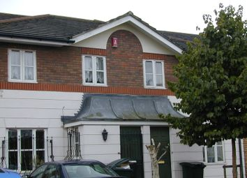 Thumbnail 3 bed terraced house to rent in Chevron Close, London