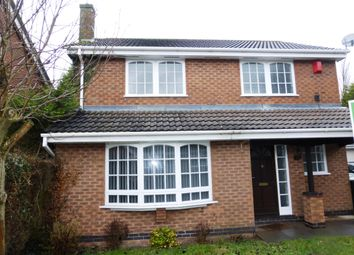 Thumbnail Detached house to rent in Charlbury Court, Bramcote, Nottingham