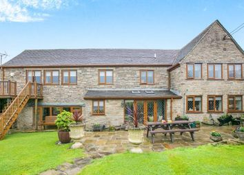 Thumbnail 4 bed detached house for sale in Hargate Hill, Charlesworth, Glossop, Derbyshire