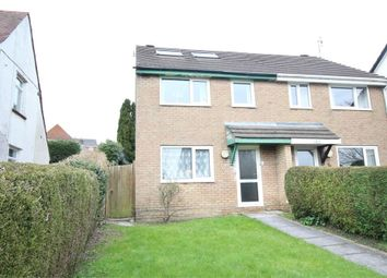 Thumbnail 3 bed semi-detached house for sale in Pontymason Lane, Rogerstone, Newport