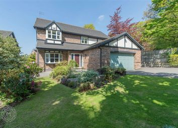 Thumbnail 5 bedroom detached house for sale in Old Hall Clough, Lostock, Bolton, Lancashire