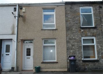 Thumbnail 2 bed terraced house for sale in Wall Street, Ebbw Vale, Blaenau Gwent