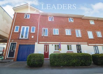 Thumbnail 2 bed town house to rent in Moor Street, Worcester