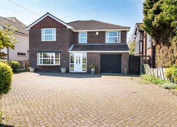 Thumbnail 4 bed detached house for sale in Gore Court Road, Sittingbourne
