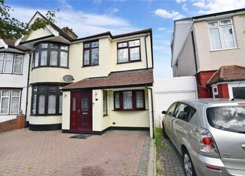 Thumbnail 5 bed terraced house for sale in Dawlish Drive, Ilford, Essex